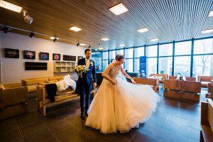 Bryllupsfotograf i Tromsø