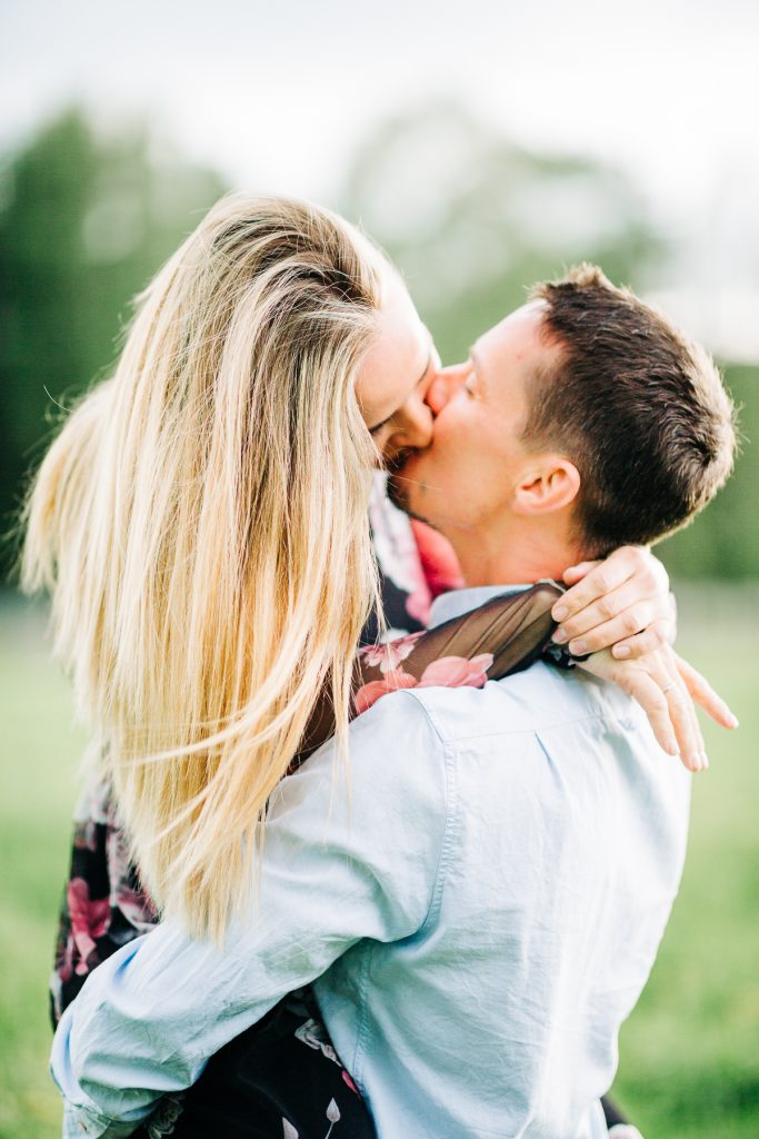 Forlovelsesfotografering